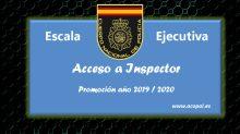 Curso de preparación al Cuerpo de Policía Nacional Escala Ejecutiva promoción 2019/2020 DIARIO