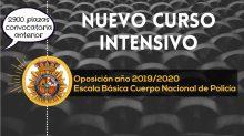 Curso preparación al Cuerpo Nacional de Policía Escala Básica intensivo sábados promoción año 2019/2020, ACOPOL