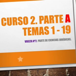 Curso 2, Parte A