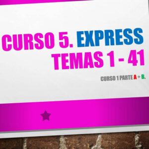 Curso 5, Express