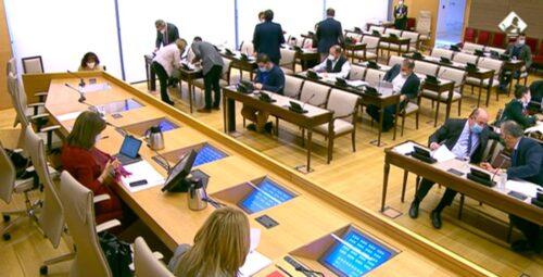 Comisión Interior del Congreso de los Diputados