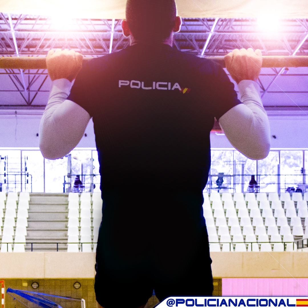 Oposición Escala Básica Policía Nacional